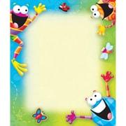 "Trend Enterprises® 50 Sheets Notepad, Rectangle Frog-Tastic, 6 1/2"" x 7 3/4"""