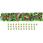 Trend Enterprises® Bulletin Board Set, Monkey Mischief® Welcome