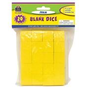 Teacher Created Resources Foam Blank Dice, Grades K-4
