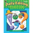 """Teacher Created Resources® """"Daily Editing Practice"""" Grade 2 Book, Language Arts"""