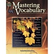 "Teacher Created Resources® ""Mastering Vocabulary"" Book, Vocabulary Skills"