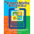 Teacher Created Resources Computer Activities Through the Year Book