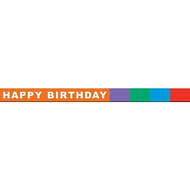 Teacher Created Resources Happy Birthday Wristband