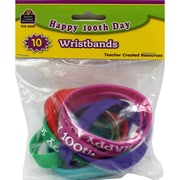 Teacher Created Resources Happy 100th Day Wristband