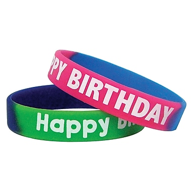 Teacher Created Resources Fancy Happy Birthday Wristband