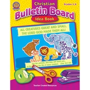 Teacher Created Resources Christian Bulletin Board Idea Book, Grades 1 - 6