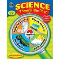 Teacher Created Resources Science Through the Year Activity Book, Grades 1 - 2