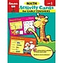 The Mailbox® Math Activity Cards For Early Finishers,