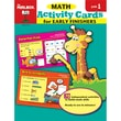 The Mailbox® Math Activity Cards For Early Finishers, Grades 1