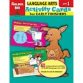 The Mailbox® Language Arts Activity Cards For Early Finishers, Grades 1