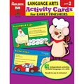 The Mailbox® Language Arts Activity Cards For Early Finishers, Grades 2