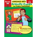 The Mailbox® Language Arts Activity Cards For Early Finishers, Grades 4 - 6