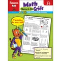 The Mailbox® Choose & Do Math Grids Resource Book, Grades 2 - 3
