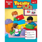 The Mailbox® Totally For Twos Game Book