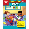 The Mailbox® Totally For Twos: Art Book, Grades Preschool