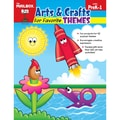 The Mailbox® Arts & Crafts For Favorite Themes Activity Book, Grades PreK - 1