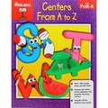 The Mailbox® Centers A To Z Book, Grades PreK - K