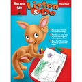 The Mailbox® Listen & Do Book, Grades Preschool