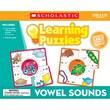 Scholastic® Teacher's Friend Vowel Sounds Learning Puzzle