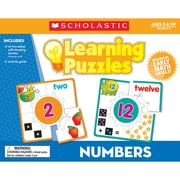 Scholastic® Teacher's Friend Numbers Learning Puzzle