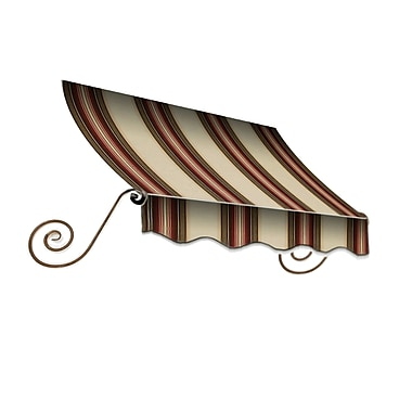 Awntech® 5' Charleston® Window/Entry Awning, 44