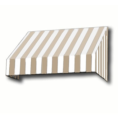 Awntech® 4' New Yorker Window/Entry Awning, 56