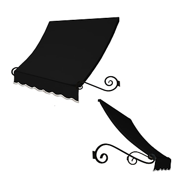 Awntech® 10' Charleston® Window/Entry Awning, 24
