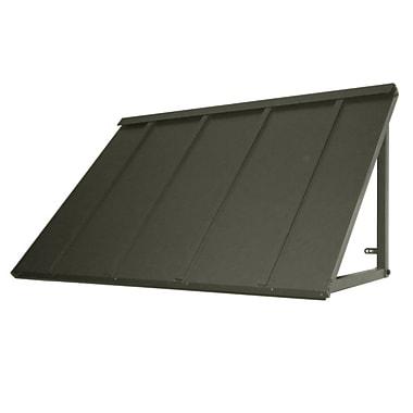 Awntech® 6' Houstonian® Metal Standing Seam Awning, 24