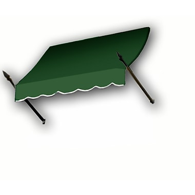 Awntech® 20' New Orleans® Spear Arm Awning, 44