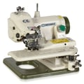 Reliable Portable Blindstitch Machine with Skip Stitch Sewing Machine RELMSK588 White