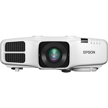 Epson – Projecteur XGA V11H546020 à usage professionnel et éducatif, blanc