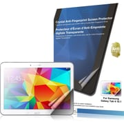 GREEN ONIONS SUPPLY Crystal Anti Fingerprint Screen Protector for Samsung Galaxy Tab, 10.1