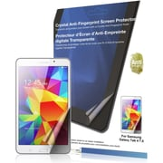 GREEN ONIONS SUPPLY Crystal Anti Fingerprint Screen Protector for Samsung Galaxy Tab, 4