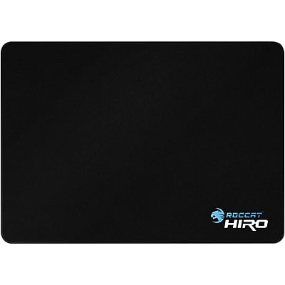 Roccat Hiro Silicone\/Rubber 9.8 x 13.7 Black 3D Supremacy Surface Gaming Mouse Pad, ROC-13-411