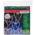 Beadery® Holiday Beaded Ornament Kit, 7in. x 6in. x 1in., Folk Heart