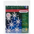 Beadery® Holiday Beaded Ornament Kit, 7in. x 6in. x 1in., North Star
