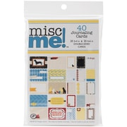"""Bo Bunny Misc Me™ Happy Tails Dog 4"""" x 6"""" & 3"""" x 4"""" Journal Pack"""