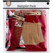 Canvas Corp™ Sampler Pack, 0.25 lbs., Red