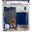 Canvas Corp™ Sampler Pack, 0.25 lbs., Blue