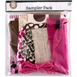 Canvas Corp™ Sampler Pack, 0.25 lbs., Pink