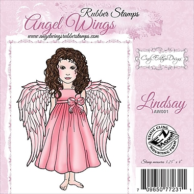 Cindy Echtinaw Designs™ Angel Wings 3 1/4