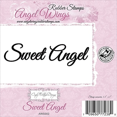 Cindy Echtinaw Designs™ Angel Wings 3 1/2