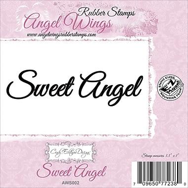 Cindy Echtinaw Designs™ Angel Wings 3 1/2