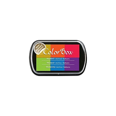 Clearsnap® Colorbox® 6 Colors Pigment Ink Pads