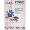 Copic Marker® 8.3in. x 11.7in. A4 Stamping Illustration Papers, Slightly Off-White