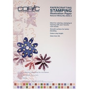 "Copic Marker® 10.3"" x 14.6"" B4 Stamping Illustration Papers, Slightly Off-White"