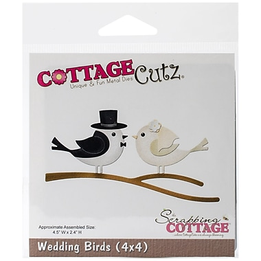CottageCutz™ Die, 4