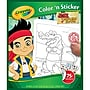 Crayola® Color 'N Sticker Jake And The Never