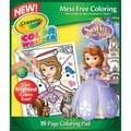 Crayola® Color Wonder® Sofia The First Coloring Pad, 10in. x 8.5in. x 0.1in.