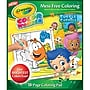 Crayola® Color Wonder® Bubble Guppies Coloring Pad, 10